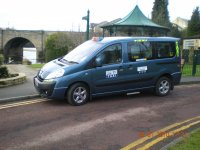 Airport transfers harrogate taxi.