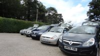 Range of used cars on sale