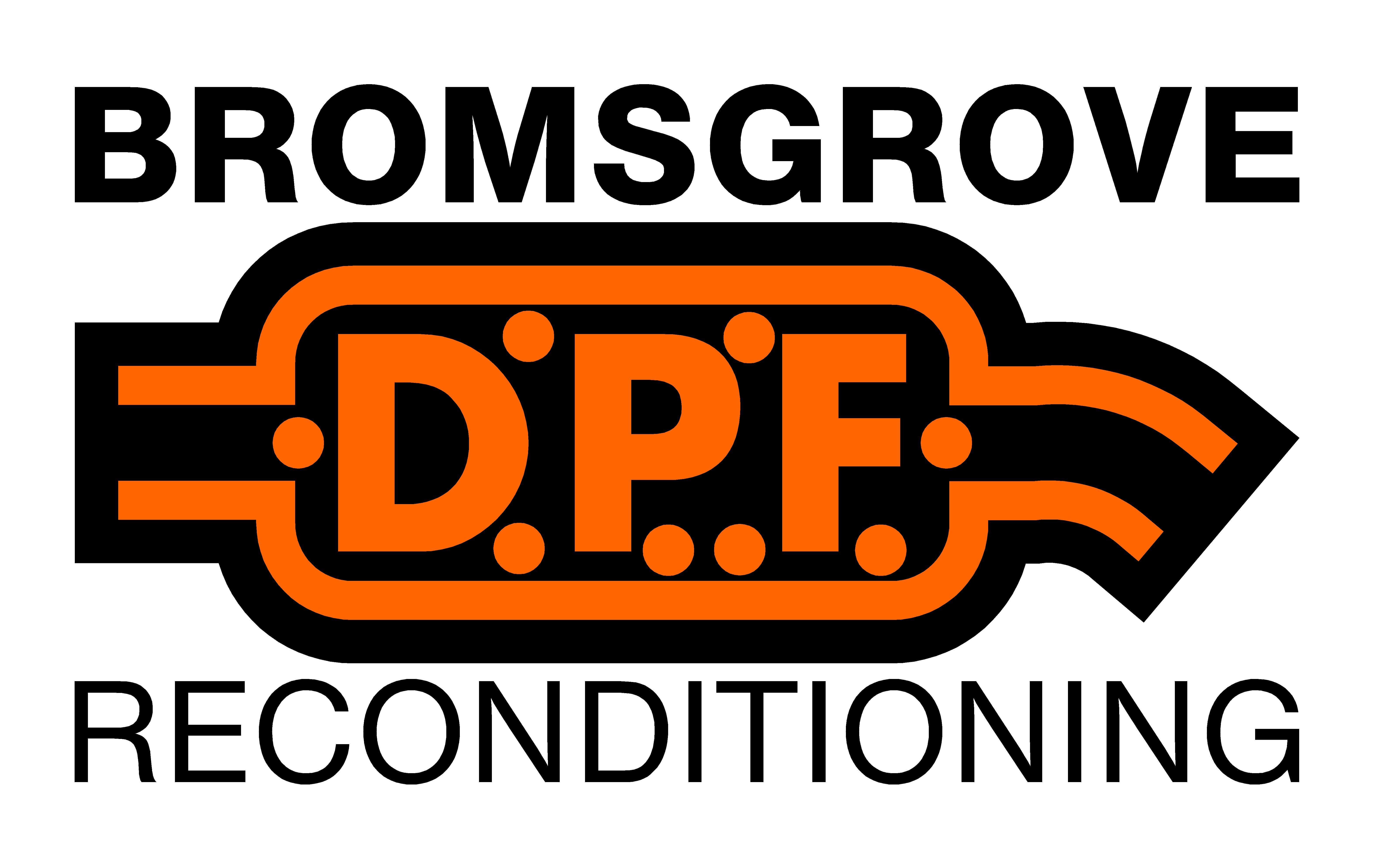 Bromsgrove DPF Reconditioning Logo