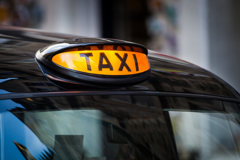 Commercial Taxi