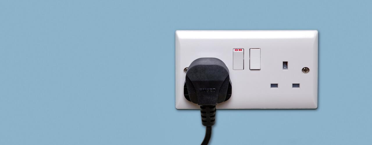 British Standard plug sockets