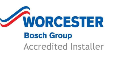 Worcester Bosch Group Accredited Installer logo