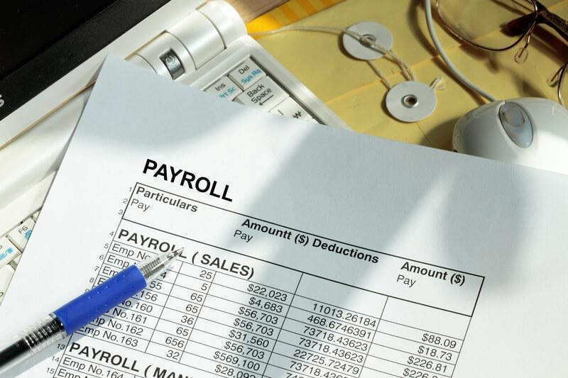 Payroll Slip