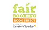 Fair Booking, Book direct logo