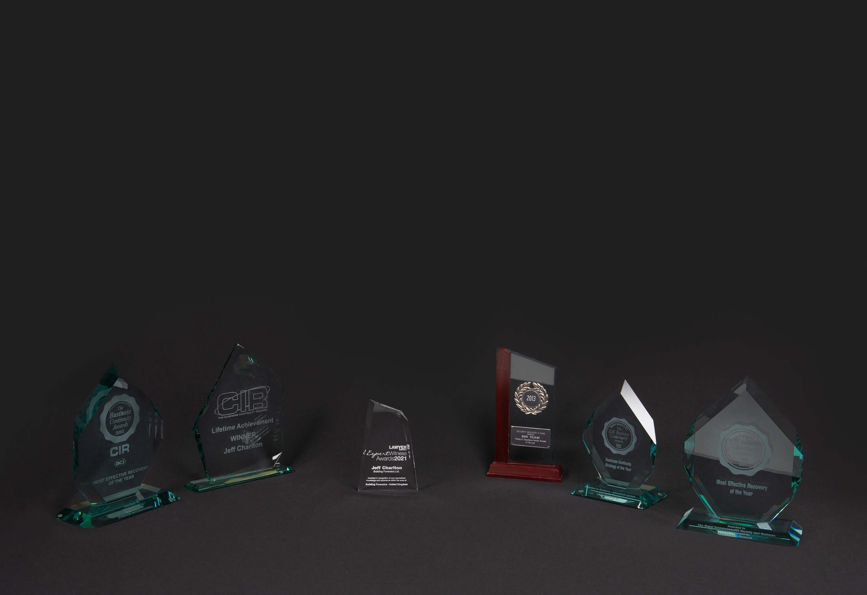 Twenty years plus of award winning services