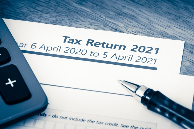 Budget and tax planning with raising coin stacks
