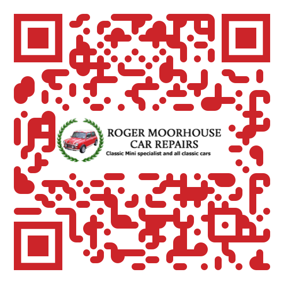 QR Code for Roger Moorhouse Car Repairs
