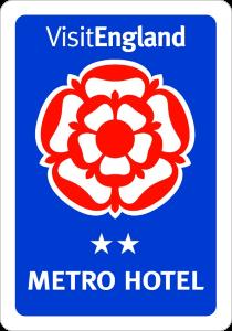 Visit England 2 Star Metro Hotel