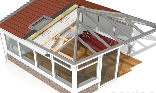 Equinox warm roof