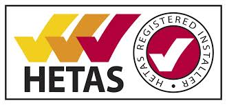 HETAS Registered Installer Logo