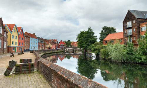 Quay Side, Norwich