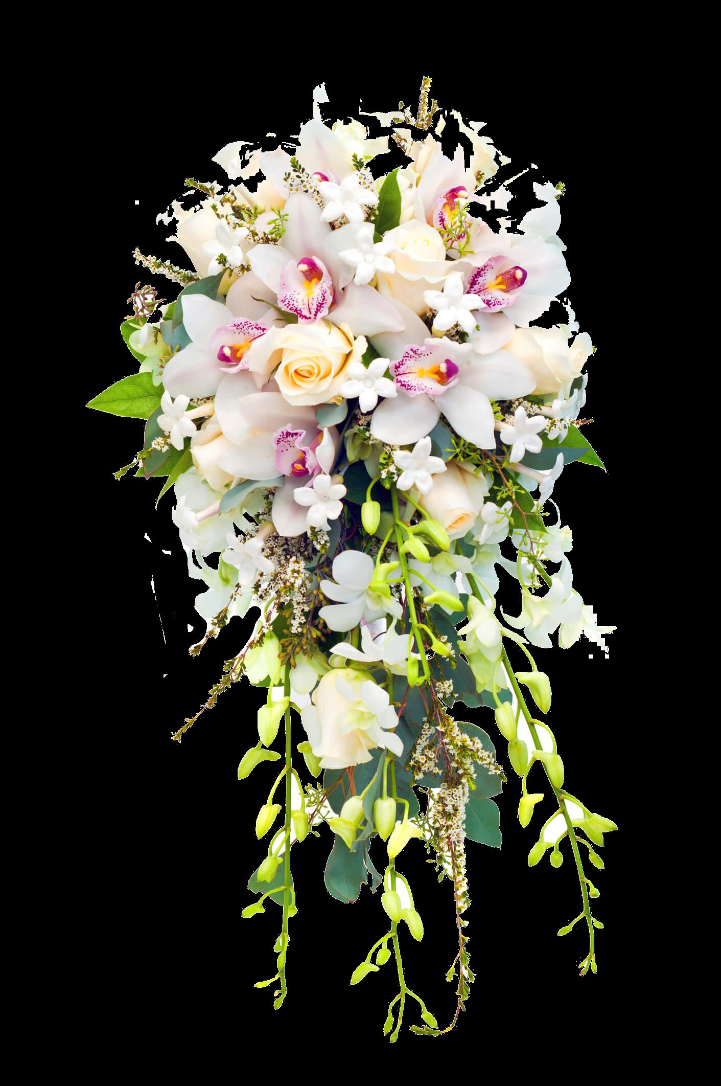 Flower Arrangement for a funeral