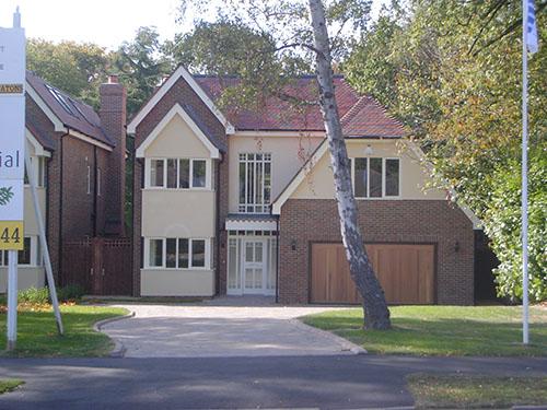Home Exterior Architectural Design