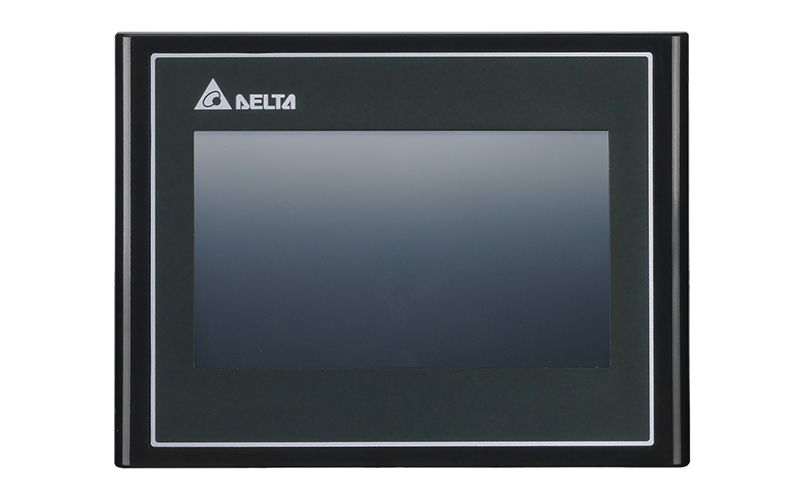 An example of one of our HMI's
