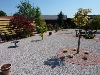 Gravel garden project