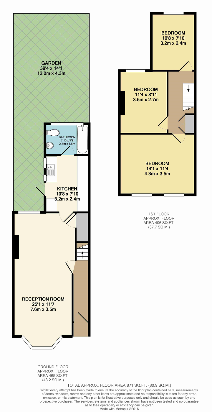 Floor Plan North London From 30 Property Certs Ltd Diagram Showing An Example Of A Click Here For 2d
