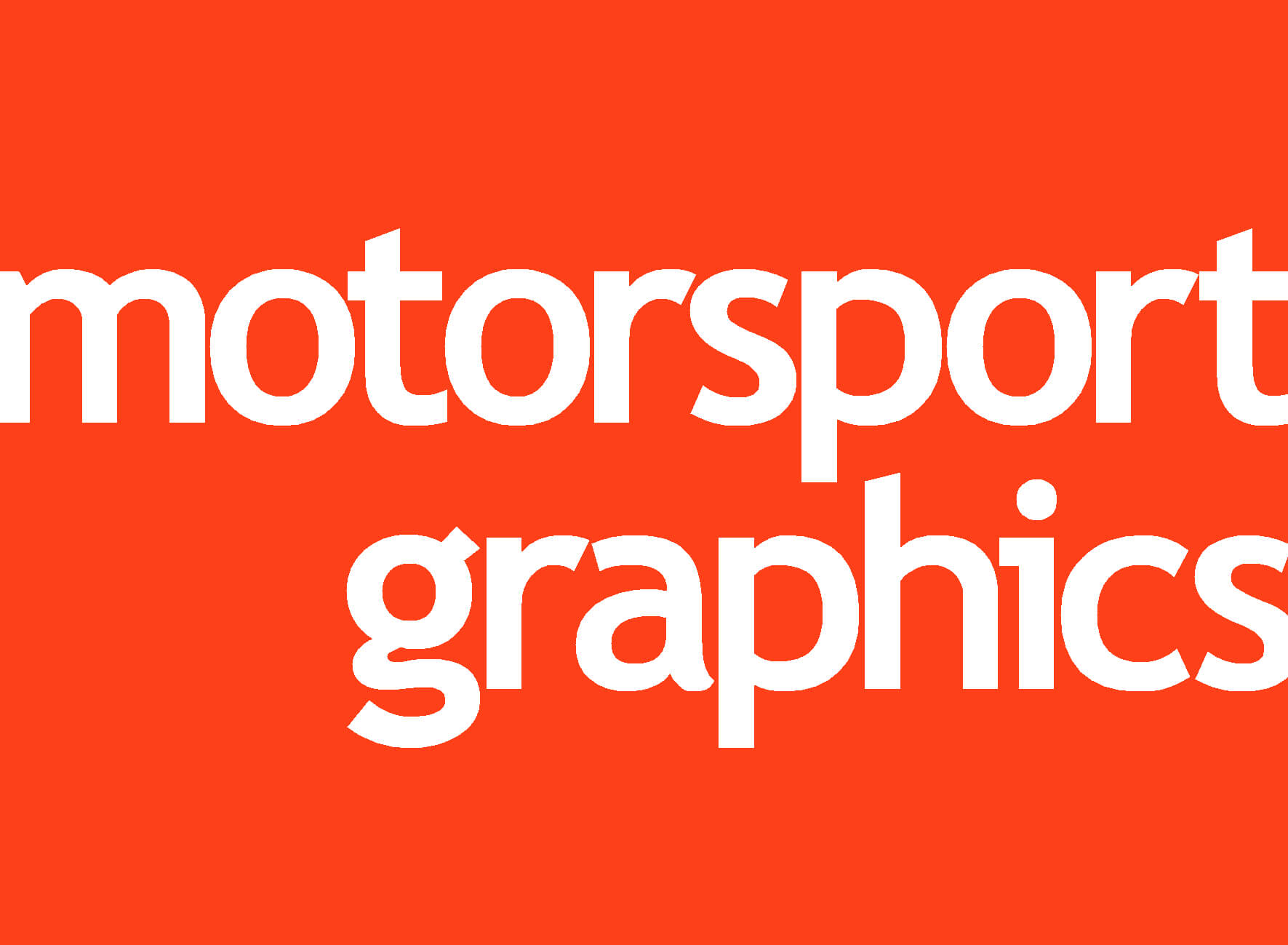 Motorsport Graphics