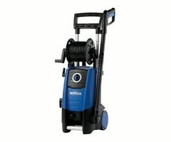 Pressure washer serviced