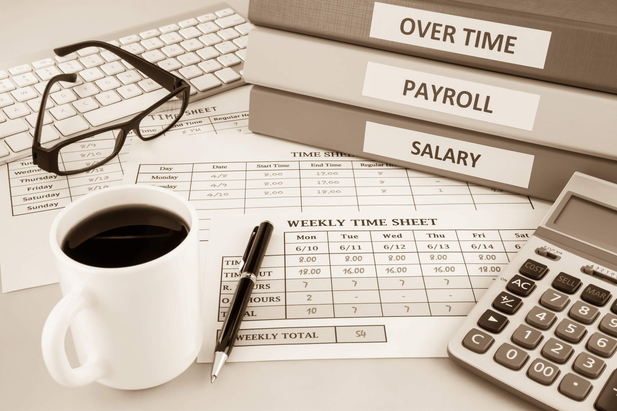 Payroll Bookkeeping Services Lancashire
