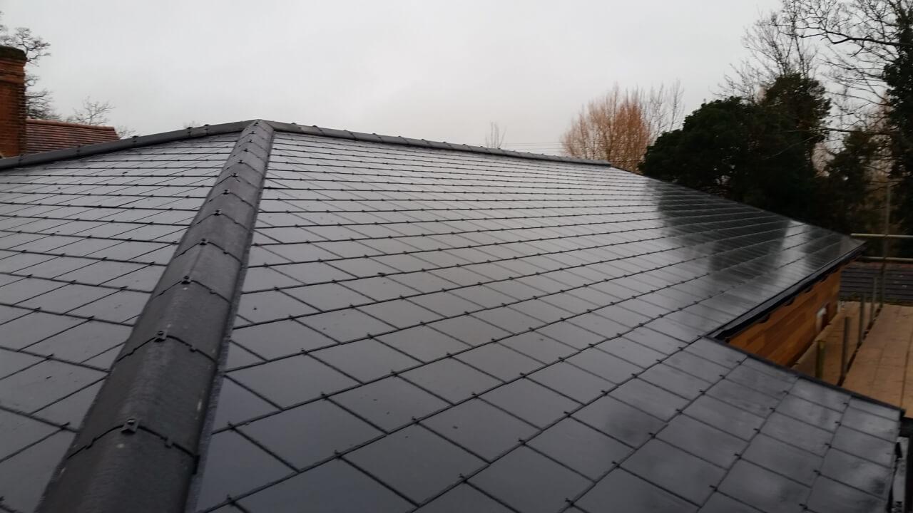 Roof Chimney stack