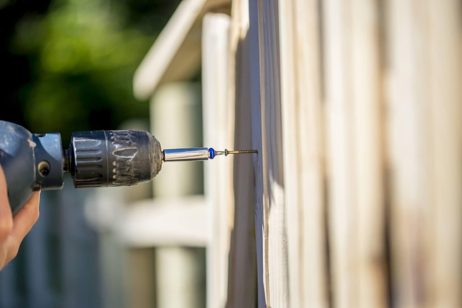 Fence Maintenance