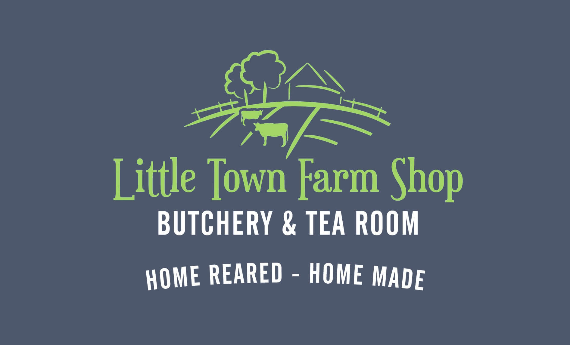 Little Town Farm Shop Logo
