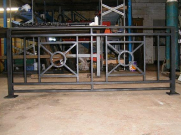 Commercial Metal Gates