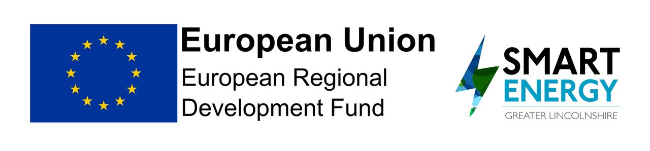 European Regional Devolpment Fund Logo