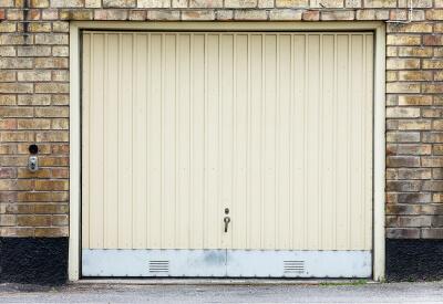 storage lockup door