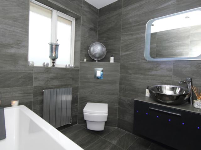 bathroom upgrade