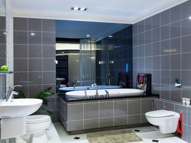 Bathrooms, Indoor Environment