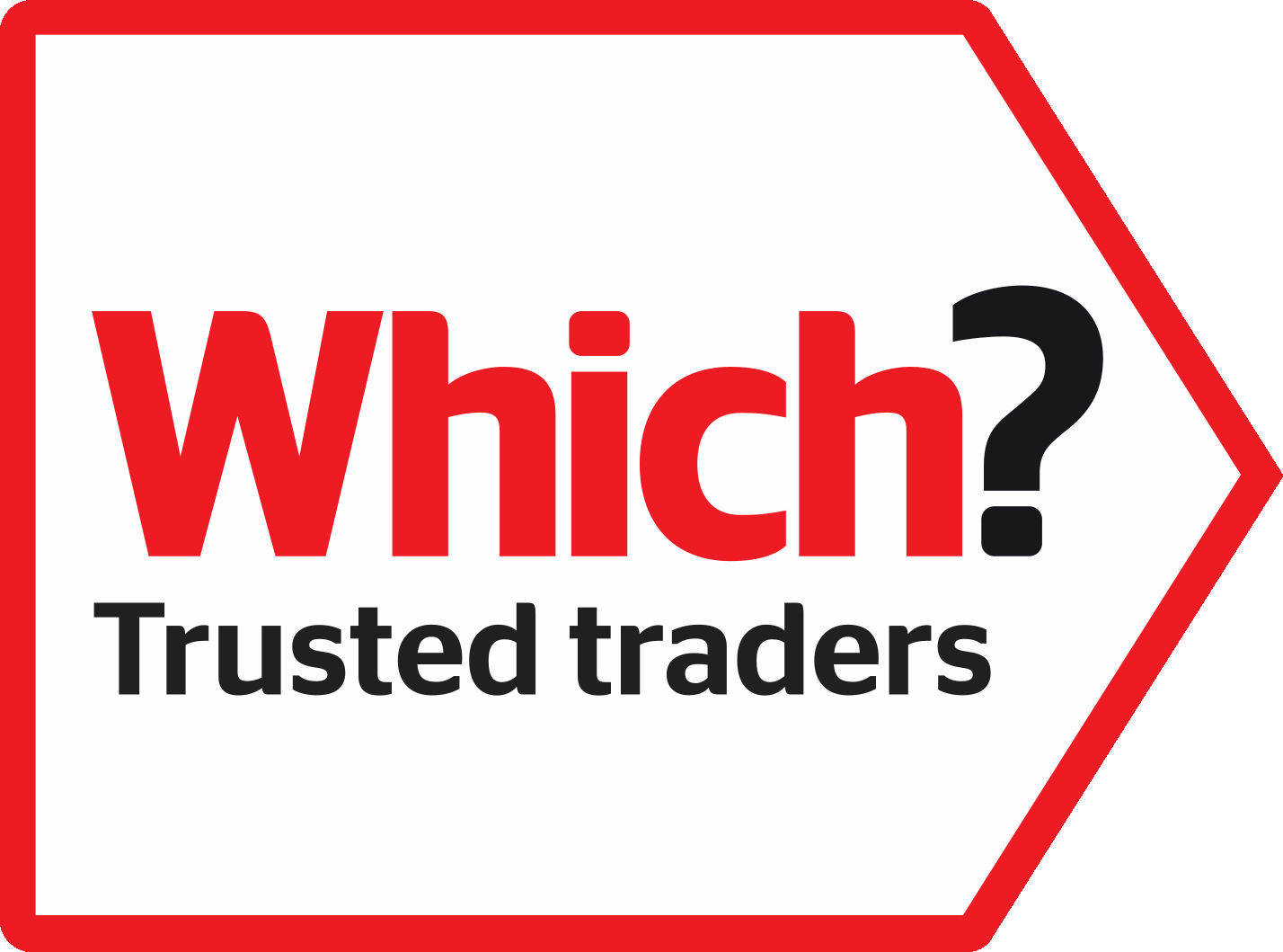 Which?Trusted Trader Logo