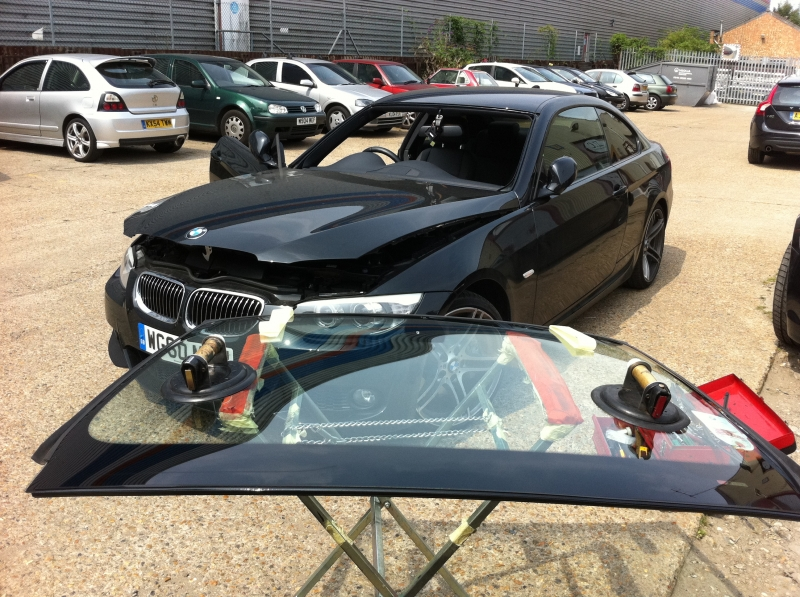 BMW 3 Series Glass replacement