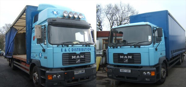 Company Lorries