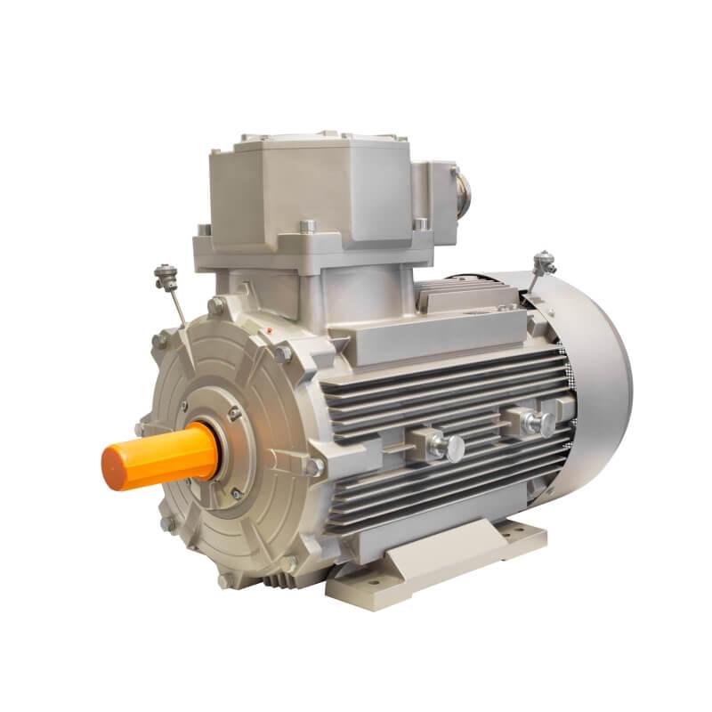 Modern Industrial Motor