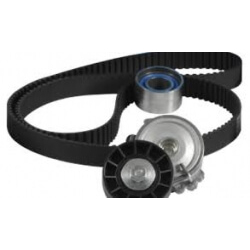 Gaskets and timing belts for cars.
