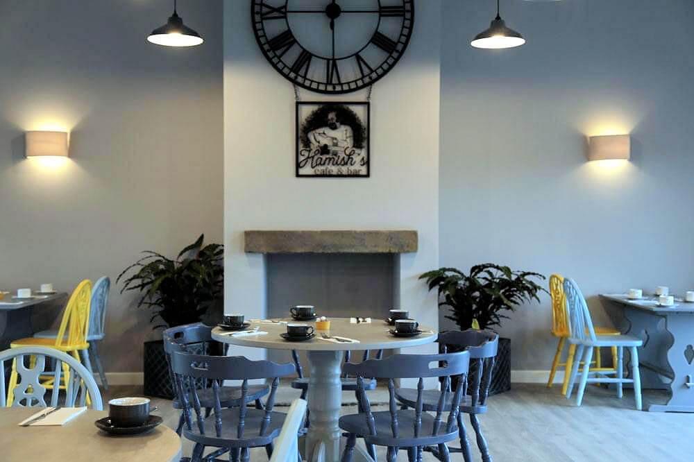Hamish's Cafe