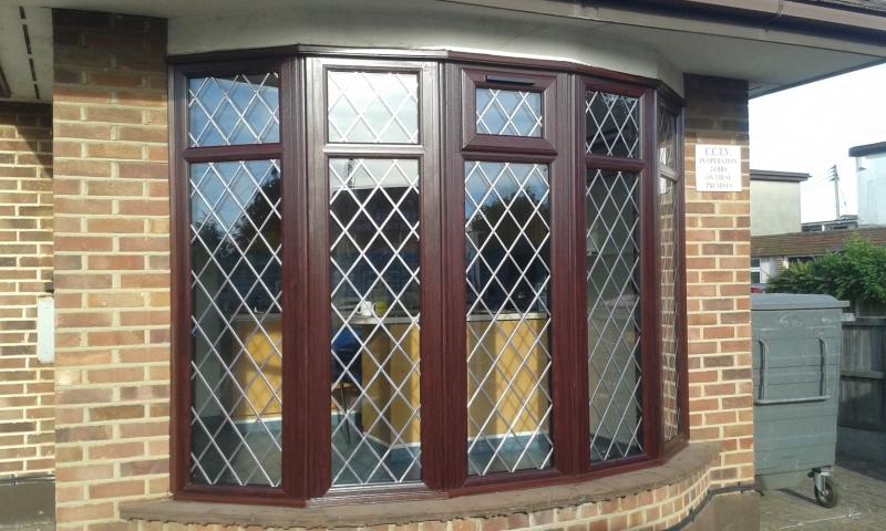 Modern Domestic Glazed Windows