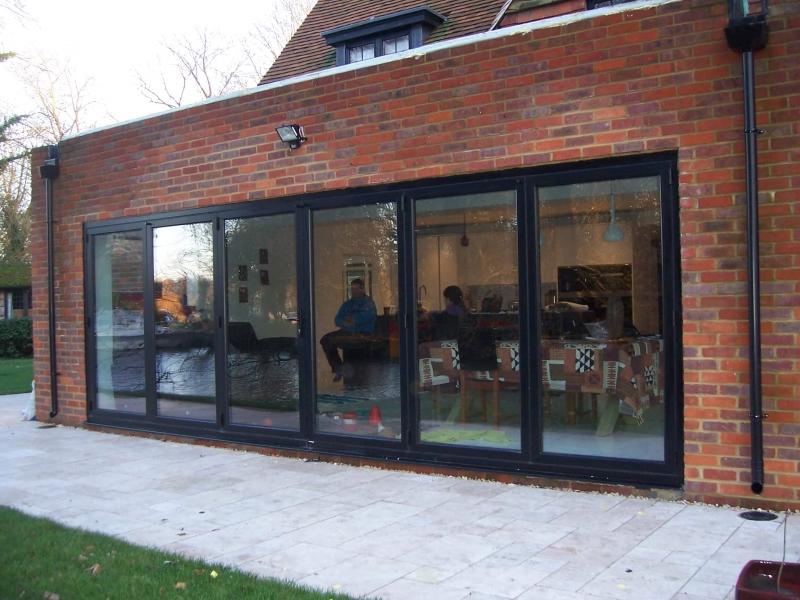 Modern Glazed Windows