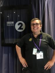 Capital Boilers at BBC Radio 2