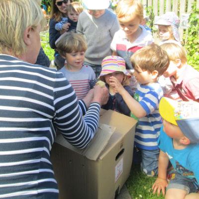Children at Presmere Day Nursery