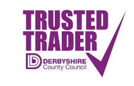Trusted Trader Derbyshire County Council logo