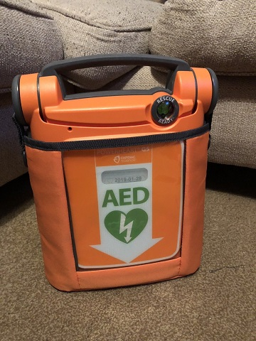 USED G5 AED