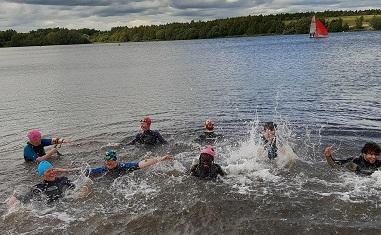 Open Water Lifeguard Course