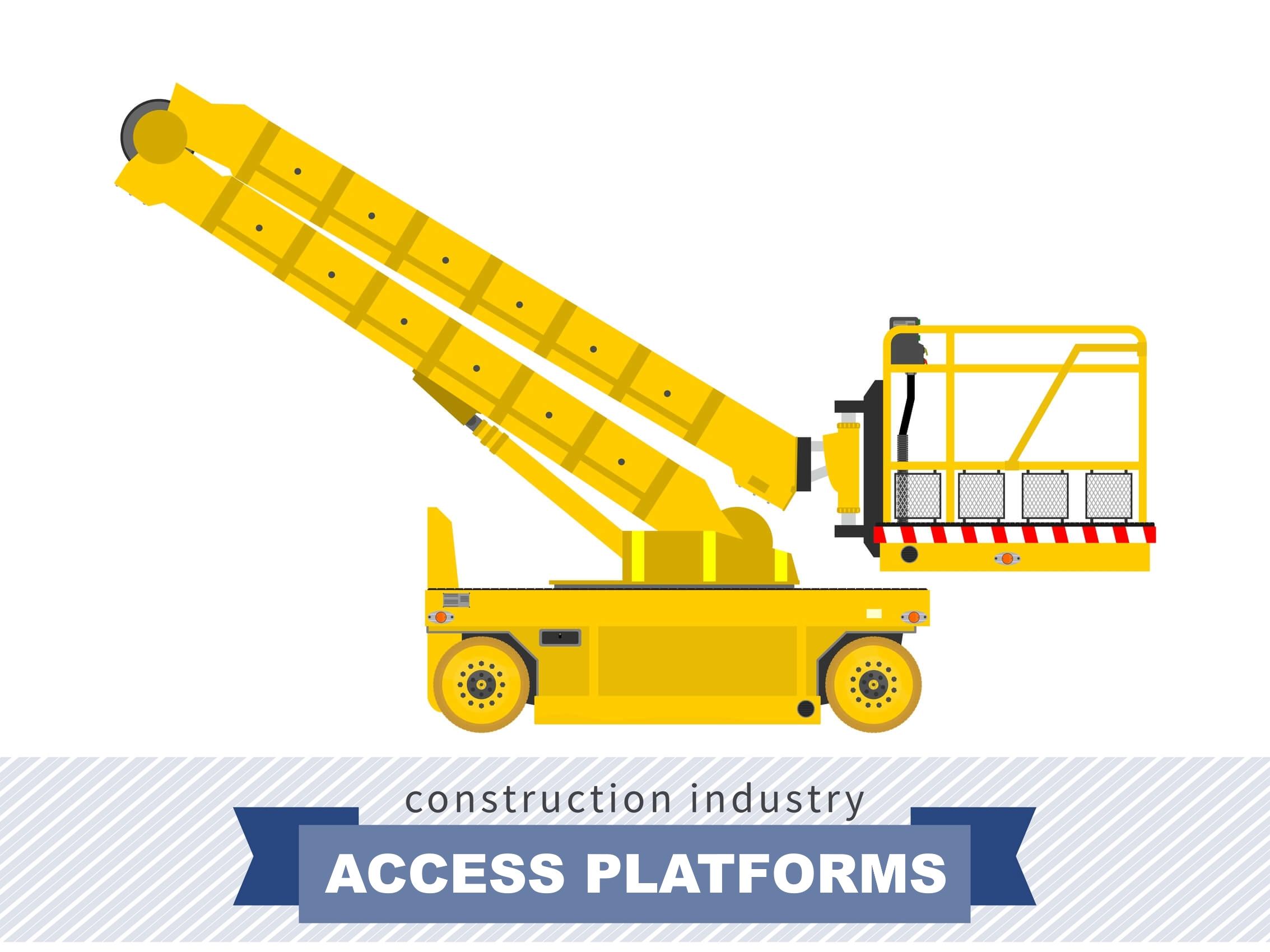 Access Platforms Crane