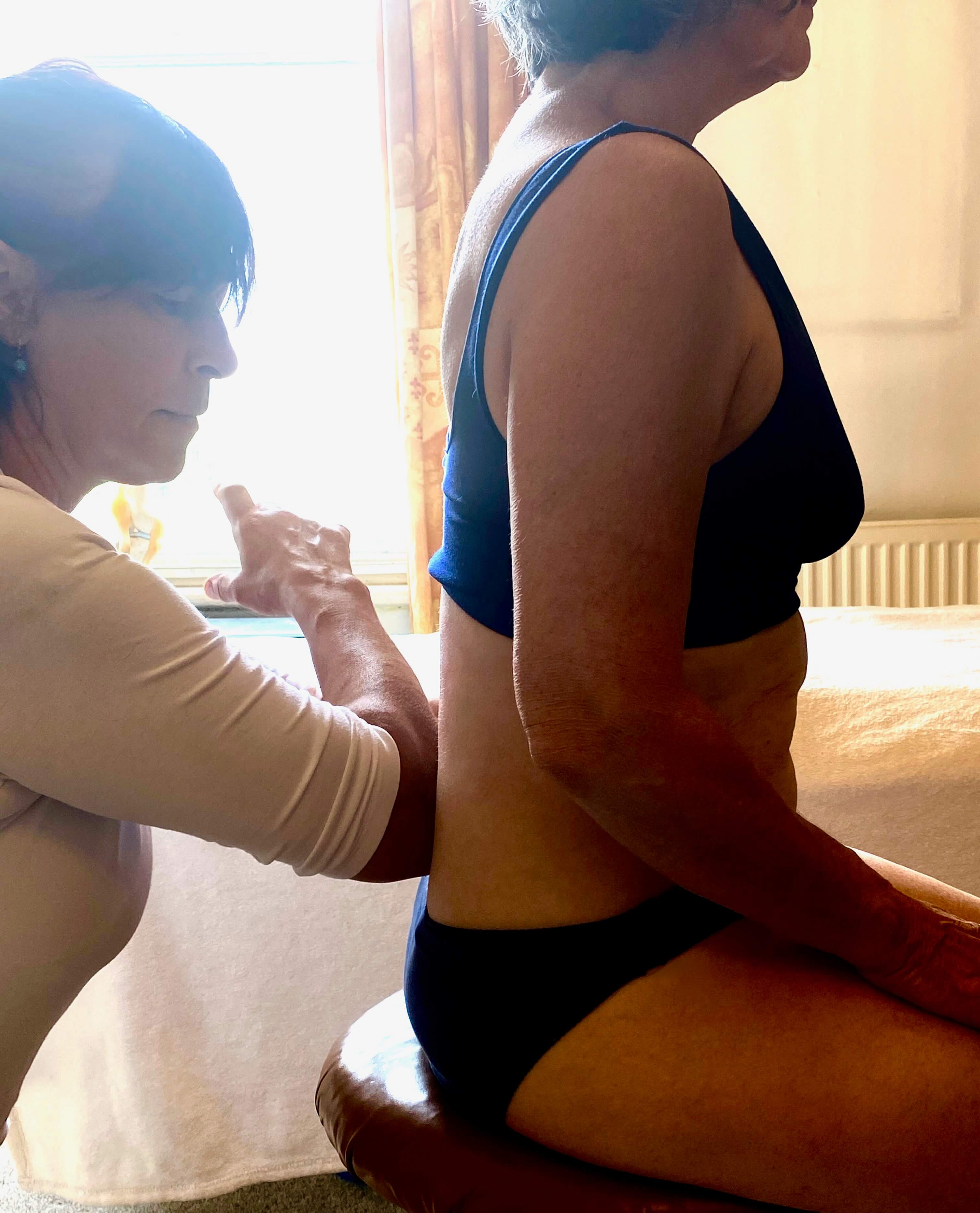 Rolfing Sessions in Bristol
