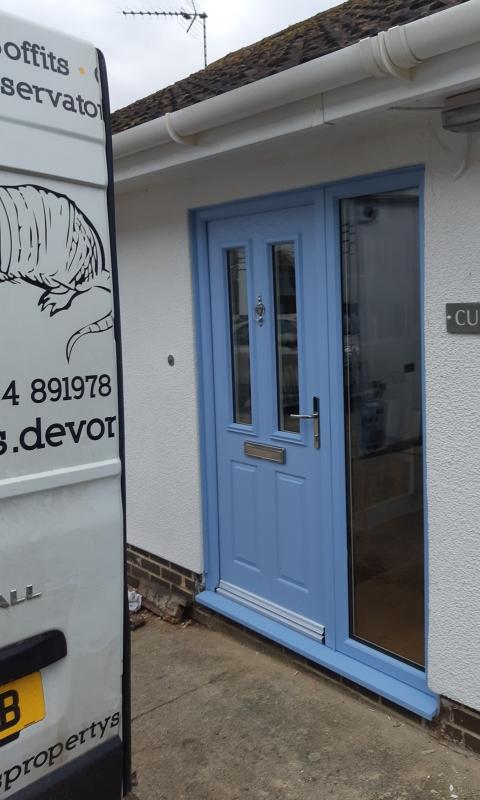 Door Installations in Devon