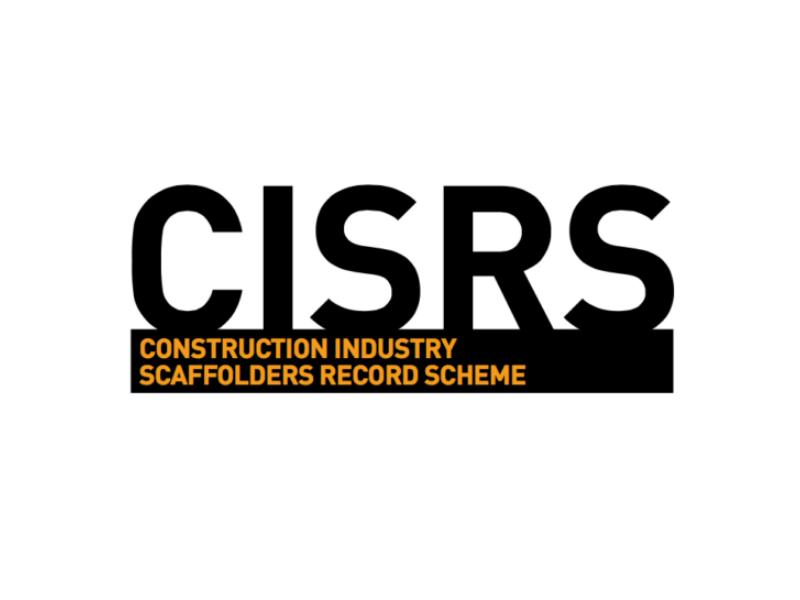 Construction Industry Scaffolders Record Scheme logo