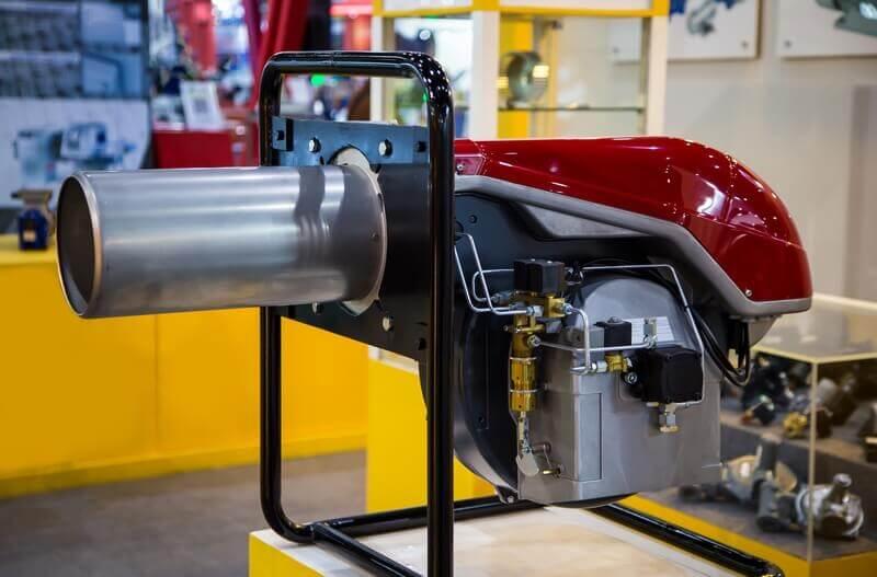 Industry Standard Oil Buring Equipment