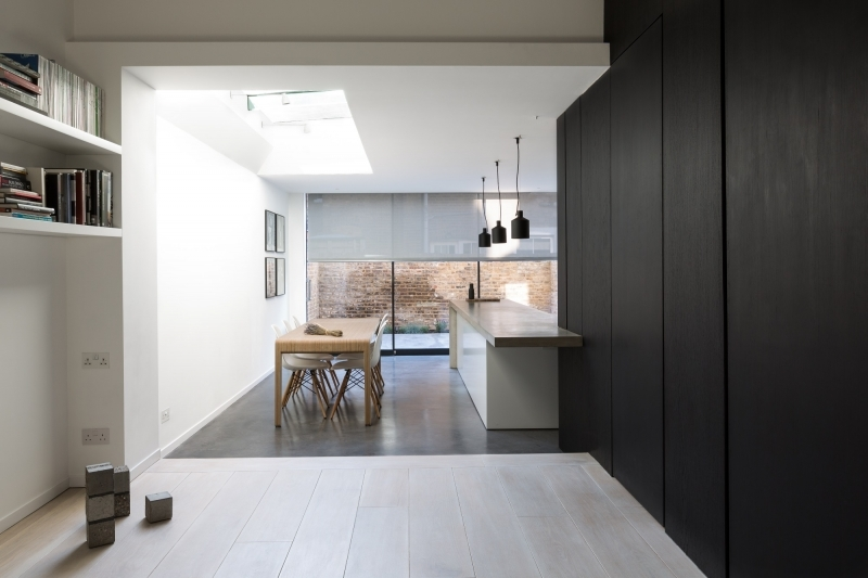 A Modern Refurbished Kitchen